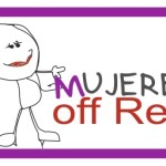 mujeres off red