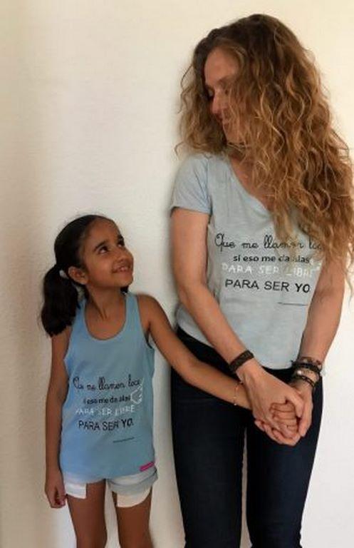 camiseta madre e hija