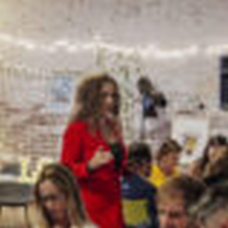 Visibilidad femenina Marbella Mujeres visibles Yolanda Saenz de tejada