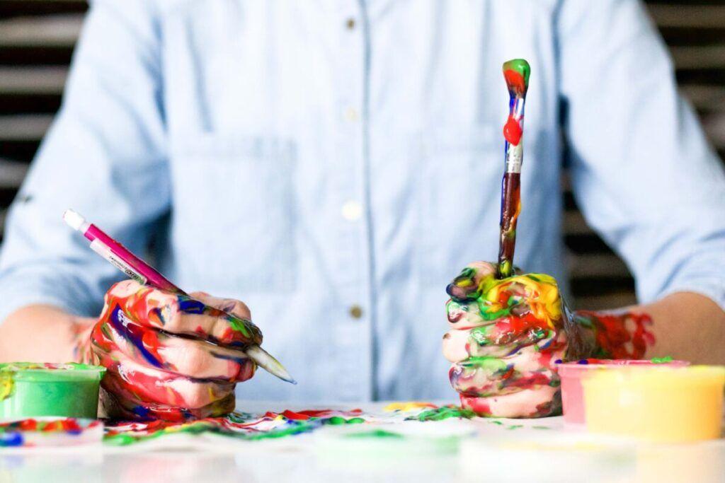 2 fases del proceso creativo yolanda saenz de tejada
